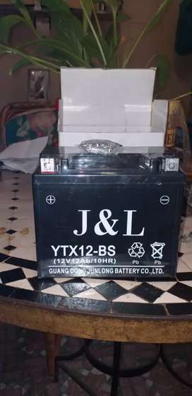 Brand new bike battery (Cape Town)