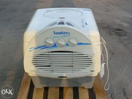 Klimatyzator wodny Przenośny schładzacz i nawilżacz powietrza Symphony