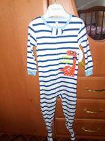 Пижамка на 1,5 года, новая, США