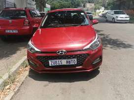 2018 HYUNDAI i20 WITH AN ENGINE CAPACITY OF 1,4