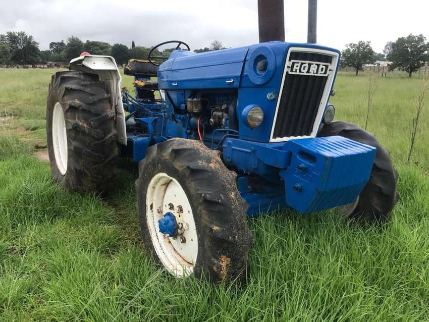 Ford 6600 4x4 0