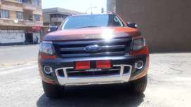 2014 Ford Ranger 3.2D Wildtrack 4x4 Automatic