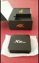 Смарт ТВ приставка X96 mini версия 2/16