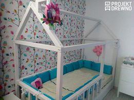 Łóżeczko domek 180x80 z szufladą / łóżko dla dziecka