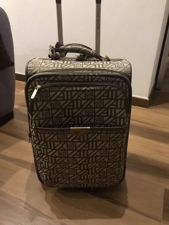 Nowa walizka podręczna kabinowa Anna Klein Warszawa - image 4