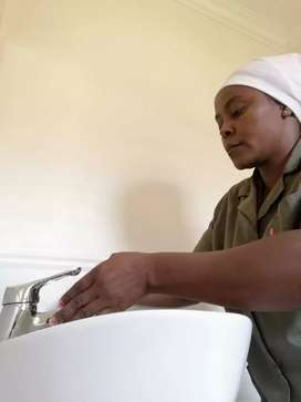 EXPERIENCE DOMESTIC WORKER(CHRISTINE)