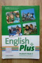 English Plus 3 - podręcznik Oxford