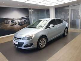 Opel Astra 1.4T  Automatic
