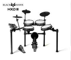 Perkusja elektroniczna Black Hawk HXD III (naciągi siateczkowe)