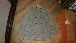 Шерстяное пальто для беременных ПОГ 50 см