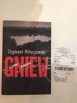 Nowa książka Zygmunt Miłoszewski Gniew
