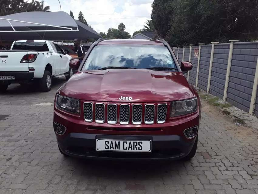 Jeep compass 2015 automatic 0