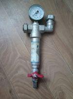 Фильтр для воды промывной RBM и счетчик воды sensus