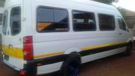 22 seater vw with Lexus v8 engine