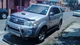 2008 Toyota Fortuner 3.0 D4