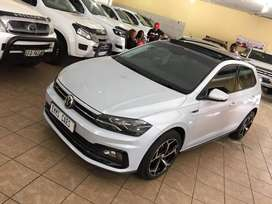 2018 VW POLO 8 R-LINE FOR SALE
