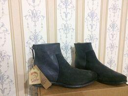 Diesel кожаные ботинки туфли