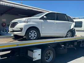 Toyota avanza 2017 model breaking up for spares