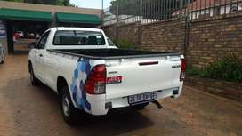 Toyota Hilux 2.4 Diesel Single Cab Manual For Sale