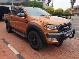2018 Ford Ranger 3.2 TDCi WILDTRACK Double Cab