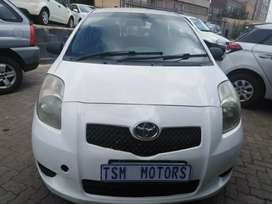2008 Toyota Yaris 1.0 For Sale.