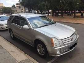 Lady-driven 2007 Cadillac SRX negotiable sale by owner