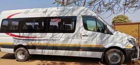 2015 white 32 seater Bus manual Mercedes Benz