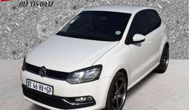 2015 VW POLO 1,2 Tsi HIGHLINE