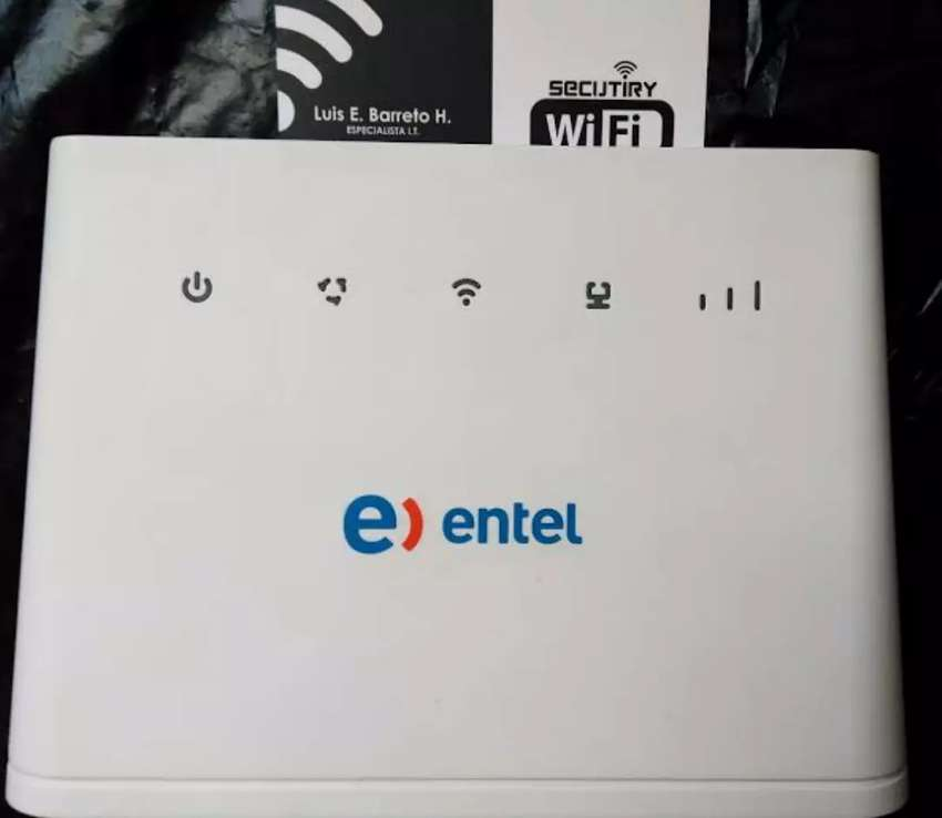 FIBA 4G enabled Wi-Fi router with Ethernet simcard n telephone ports 0