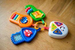 Kluczyki zabawka Fisher Price muzyczne