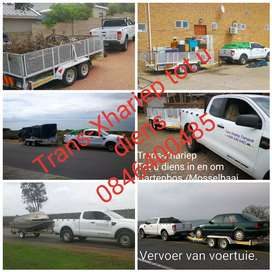 Trans-Xhariep Transport