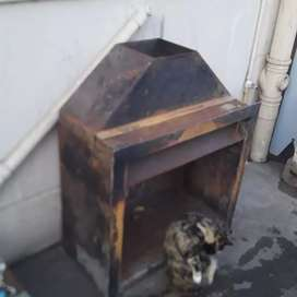 Jet master Fire place/R800