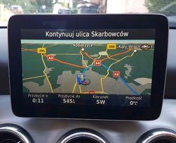 Mercedes Garmin Map Pilot V12.0 2019 Mapa Europa Karta SD Aktualizacja