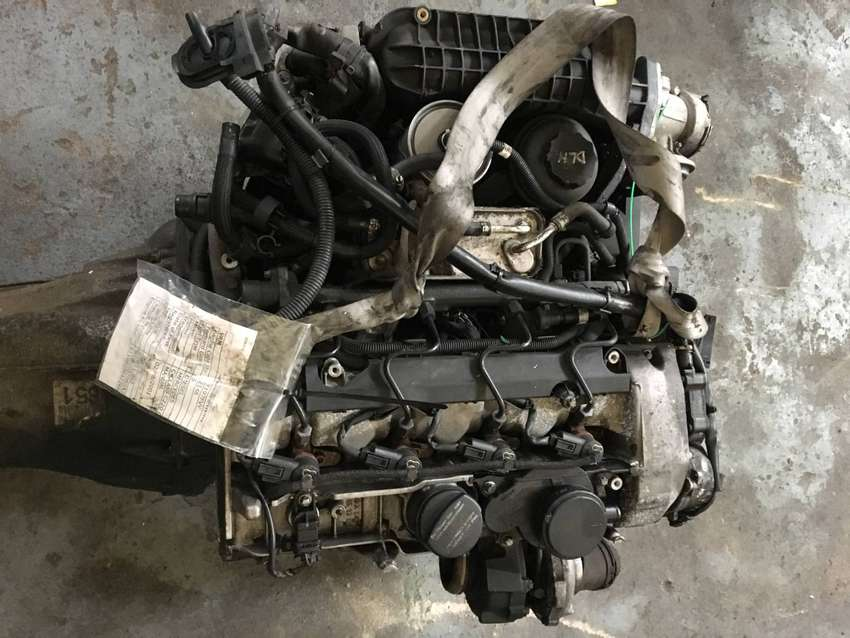 Mercedes C220 2.2CDI (OM611) - Complete second hand engine 0