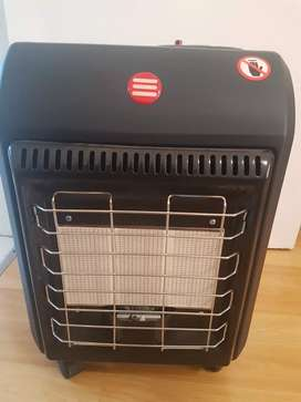 Elements gas heater