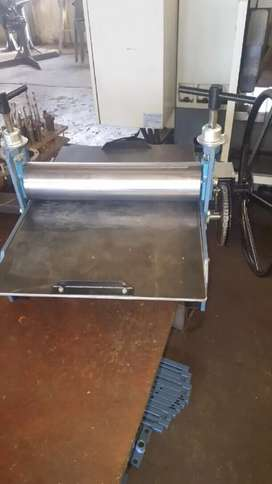 E500 etching press