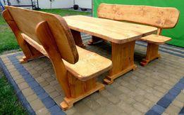 Meble ogrodowe drewniane huśtawka wysyłka cały kraj i UE