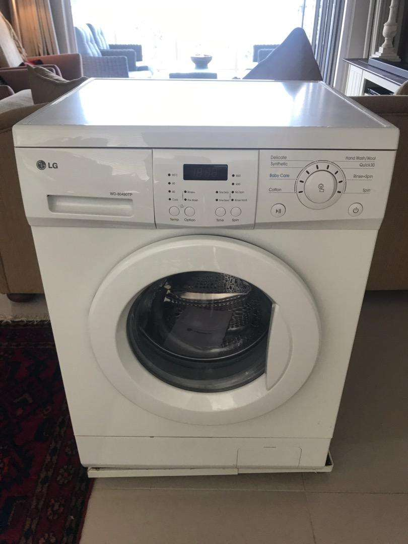 LG automatic Washing Machine 0