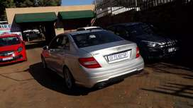 Mercedes Benz C180 AMG-Line Automatic For Sale