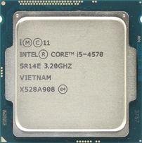 Процессор Intel® Core™ i5-4570 s1150 6 МБ кэш до 3,60 ГГц бу робочий