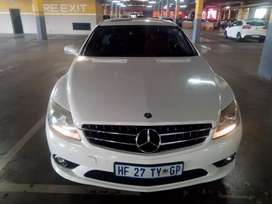 2010 CL 65 limited edition.