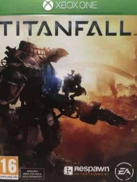 Titanfall & Fifa 17 Xbox One games - Both together for R200