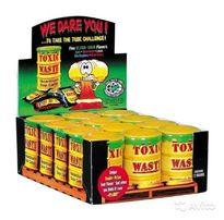 Toxic Waste Желтый - Самые кислые канфеты в мире. Есть и Bean Boozled