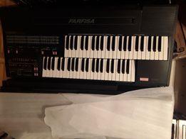 Organy Farfisa TS-600
