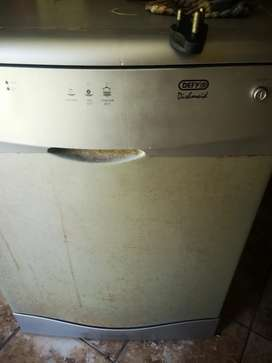 Defy brand new dishwasher