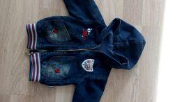 Курточка для хлопчика 1-1.5 роки