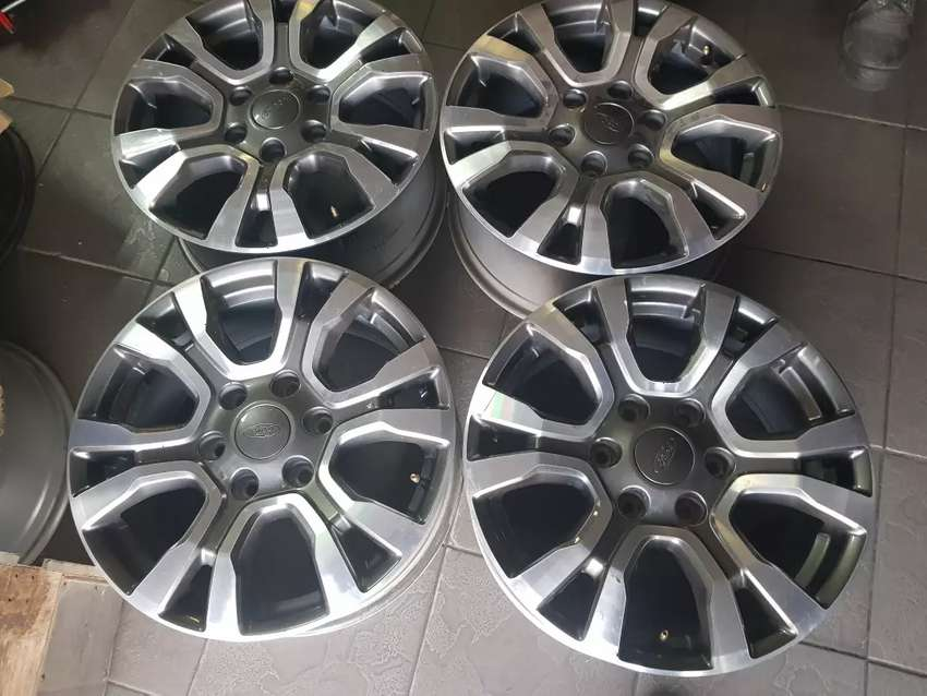 Wildtrak rims 0
