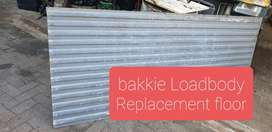 Bakkie Loadbody Replacement Floor