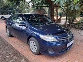 2011 toyota corolla professional 1.6 sedan for sale