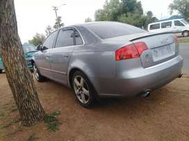 Audi S4 b7 complete car needs engin no engin